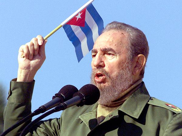 Fidel Castro (1926-2016), dirigeant stalinien cubain