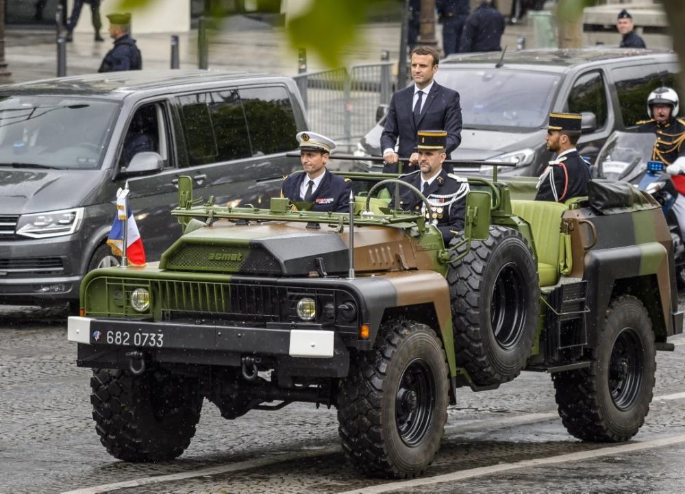 Pour le capital, Macron fait l'affaire