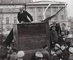 La Révolution russe d'avril à juin 1917