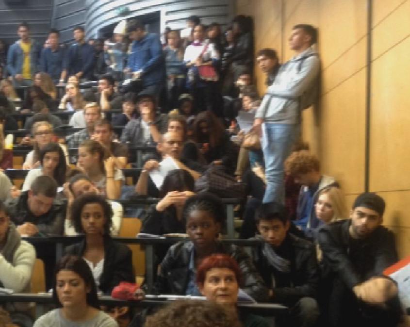 Universités : non à l'austérité et la sélection !