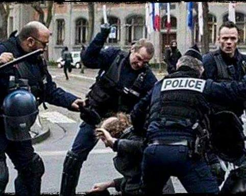 LO et la police