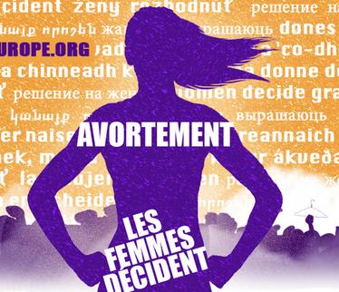 Pétition: Avortement, les femmes décident !