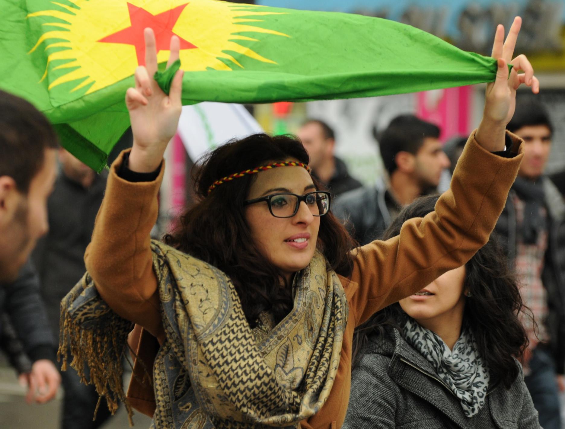 Le peuple kurde a le droit de déterminer son propre destin