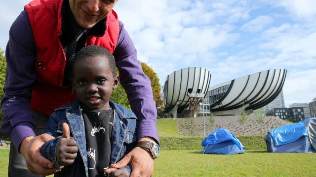Reims : mobilisation des migrants et solidarité à l'université