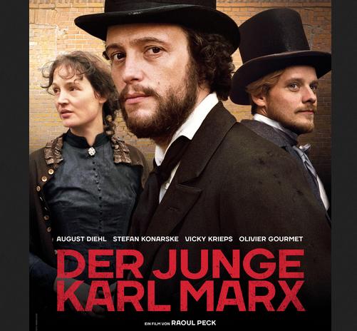 Le Jeune Karl Marx de Raoul Peck