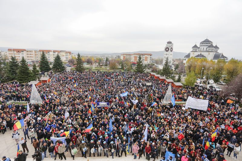 Roumanie : mobilisation ouvrière contre la baisse des salaires