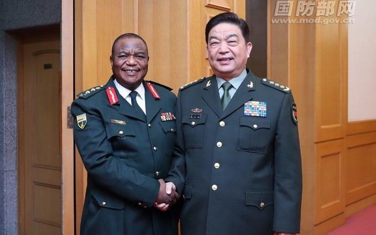 Zimbabwe : révolution de palais sous influence chinoise
