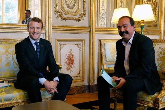 Un gouvernement au pas de course pour le capital français