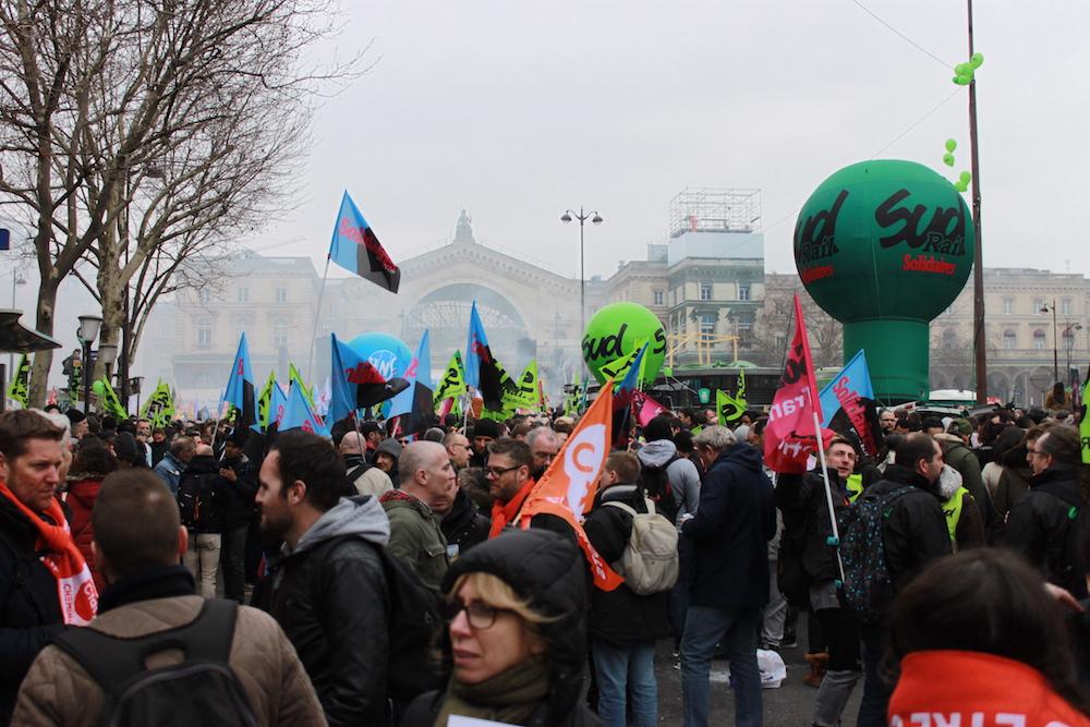 Motion de l'AG  des grévistes  de l'Éducation nationale de Nanterre (Hauts-de-Seine)