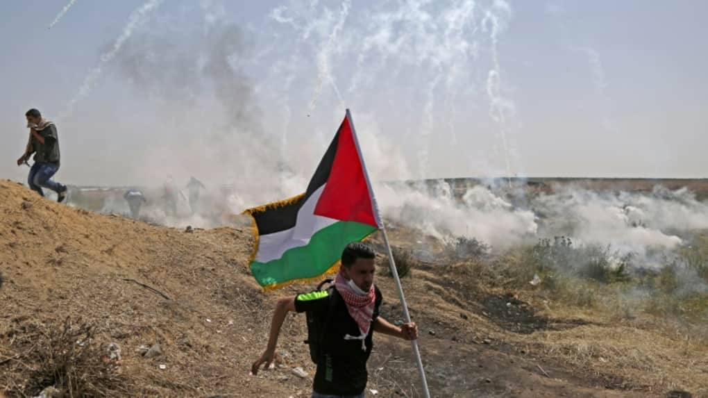 Halte au massacre des Palestiniens !