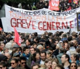Imposons la grève générale !