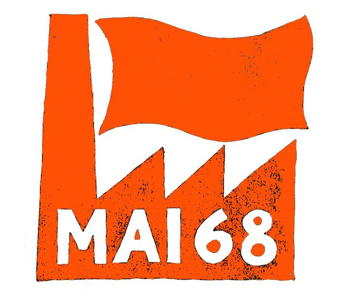 Mai 68 (2)  Le soulèvement de la jeunesse