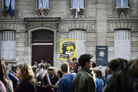 Non à la répression du mouvement social ! Le 15 juin, tous et toutes devant le TGI de Paris aux côtés des lycéens et militants !