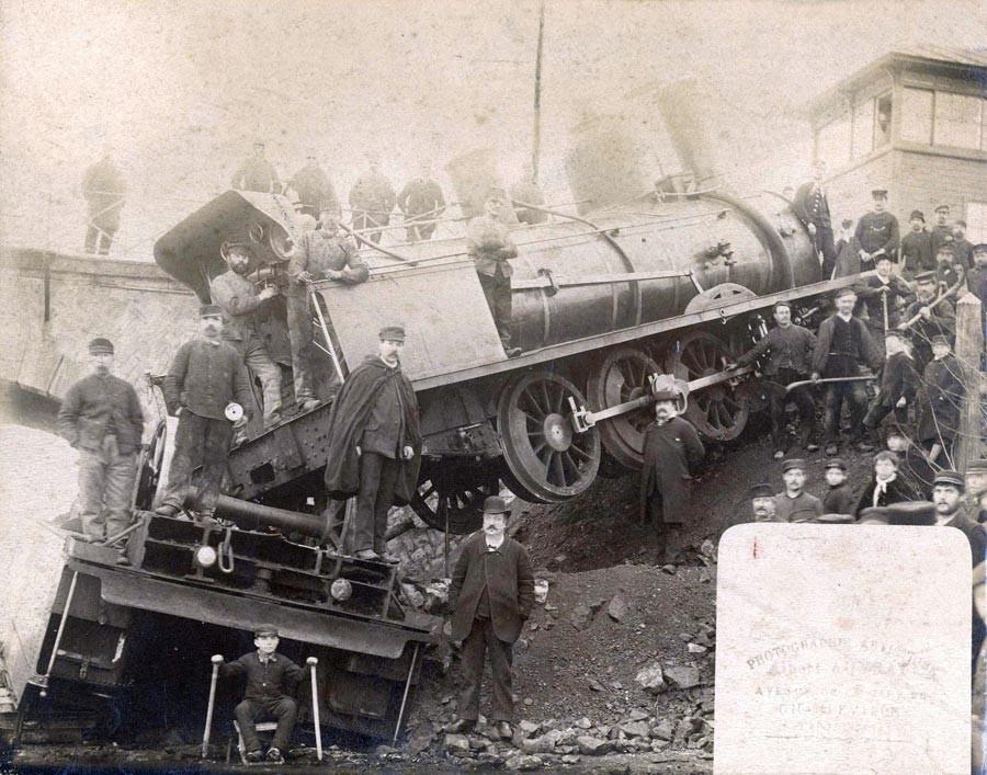 Le capitalisme et le transport ferroviaire en France