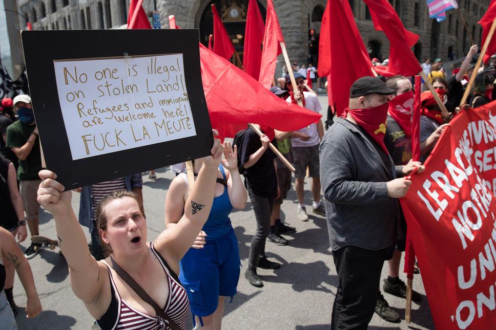Québec : La fausse laïcité des xénophobes
