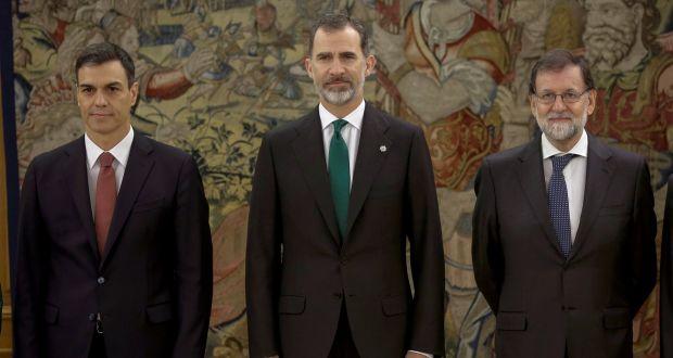 Le gouvernement du PSOE au secours de la monarchie pourrie (IKC/État espagnol)
